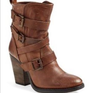Steve Madden Yale Mid Calf Boot Size 8